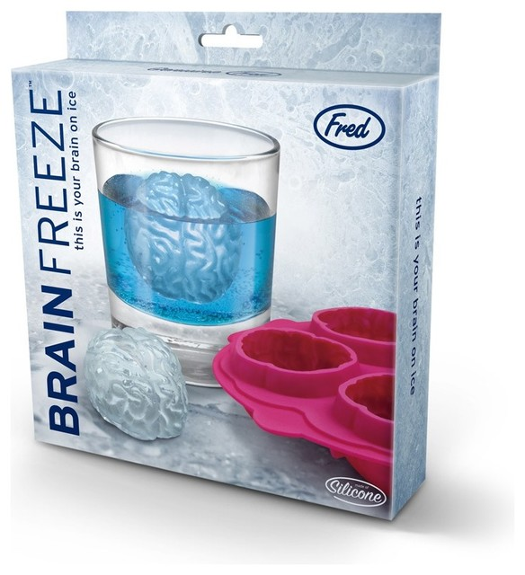 Brain Freeze, Ice Tray.