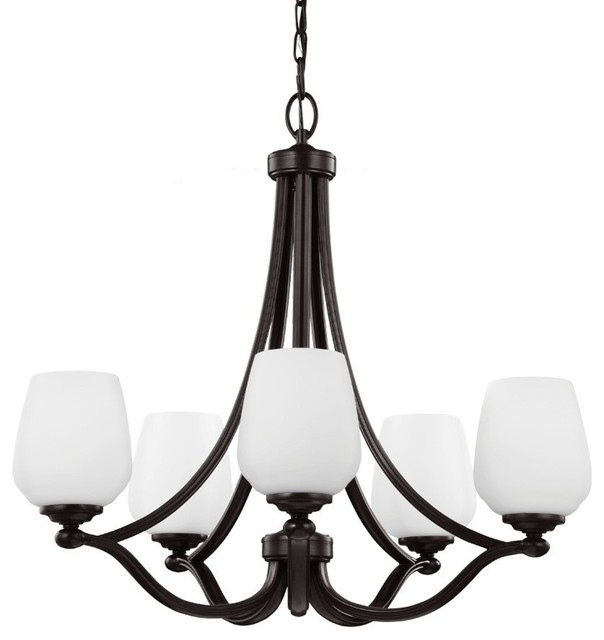 Murray Feiss Vintner: Murray Feiss Vintner 75W Incand. Transitional Chandelier