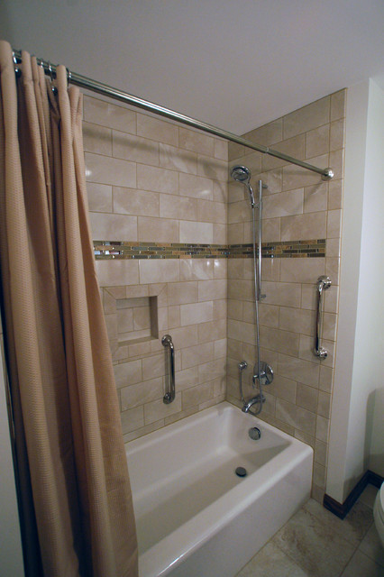 Feminine Romance Remodel- Kitchen and 2 Baths- Midland, MI