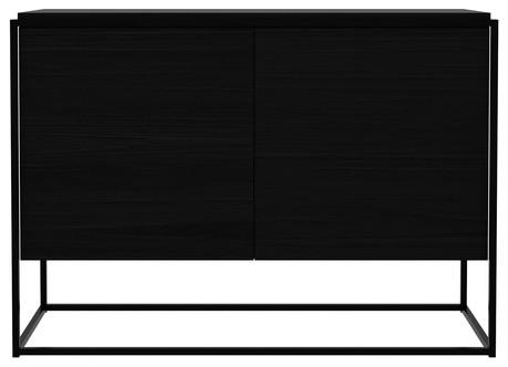 Ethnicraft Monolit Sideboard, Black