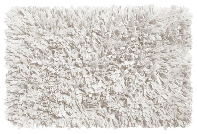American Crafts Paper Shag Cotton Polyester Blend Bath