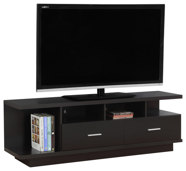 stand with drawers cappuccino contemporary entertainment centers modern for flat screen tvs center furniture diy