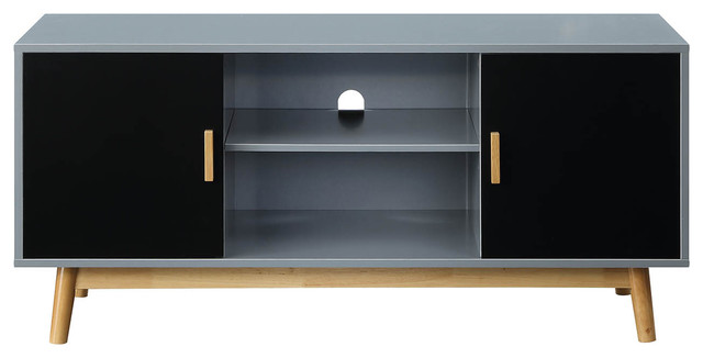 Oslo Tv Stand Midcentury Entertainment Centers And Tv Stands