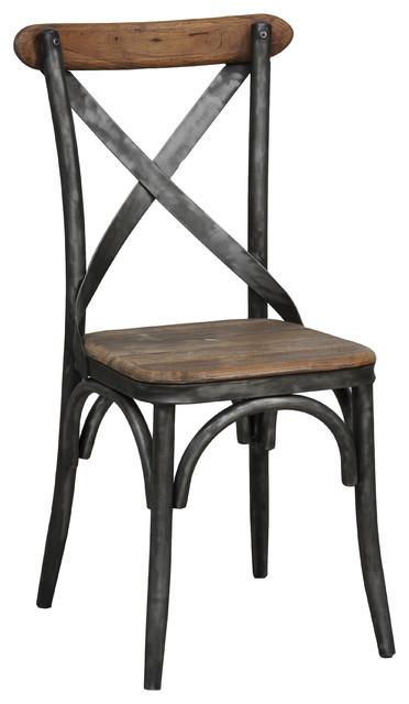 Brigadier Side Chair.