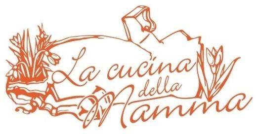 Cucina Della Mamma Wall Decal, Orange, 39\