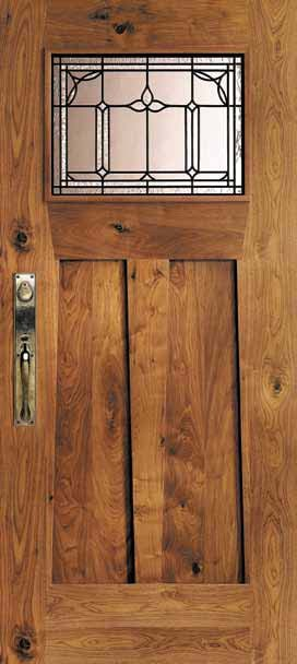 Jeld wen 389 knotty walnut door wheat finish p glass - 30 x 80 exterior door with pet door ...