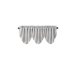 Belline Cascade Valance Set Of 3 Traditional Valances By Bcp Home
