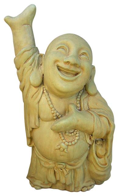 Hotai Buddha Garden Statue