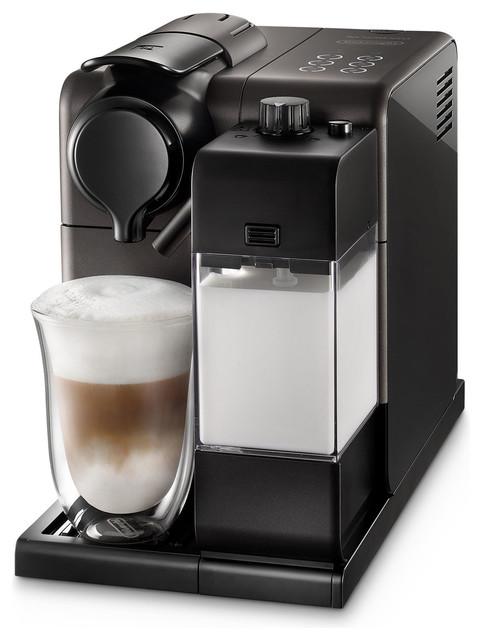 Nespresso Lattissima Touch, Matte Black.