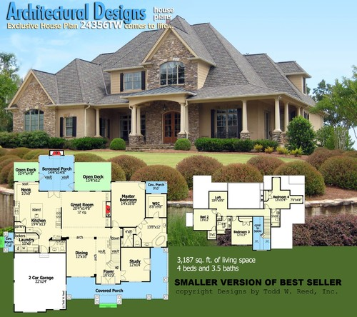 House plan above and beyond house plans Above all house plans