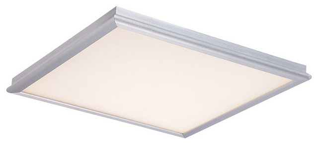 Modern Forms Fm-3712 Neo 12 Wide Led Dimming Flush Mount Ceiling Fixture.
