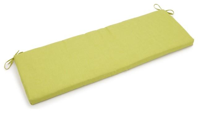 "63""x19"" Bench Cushion, Lime"