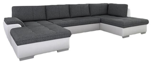 Tokio Maxi Sectional Sofa-Bed, Left Corner