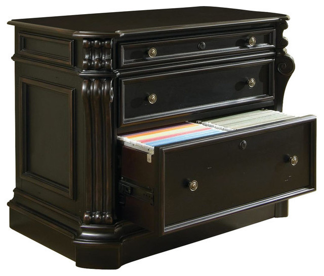 Telluride Lateral File - Traditional - Filing Cabinets ...