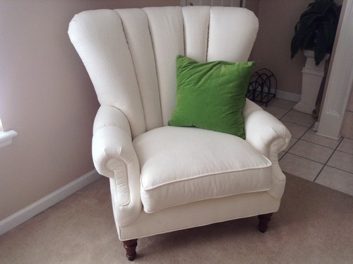 I Donu0027t Like My Reupholstered Chair! What Can I Do?