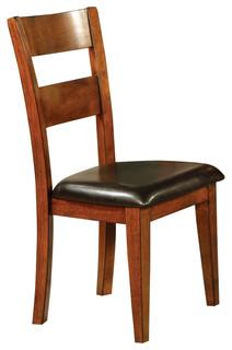 GO400SK - Mango Side Chair (Light Oak)