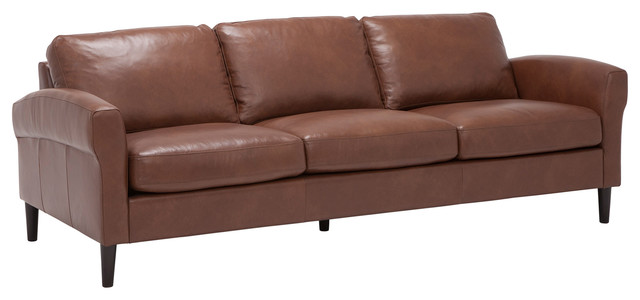 Excellent Adeline 100 Top Grain Leather Sofa Gamerscity Chair Design For Home Gamerscityorg