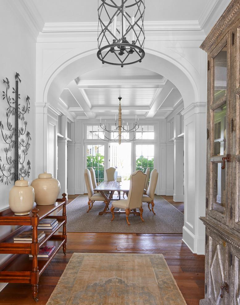 Home design - coastal home design idea in Atlanta