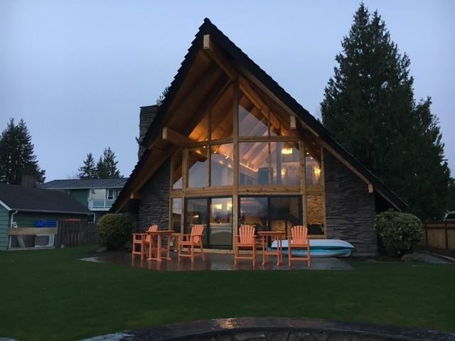 Lake Tapps Cabin Renovation
