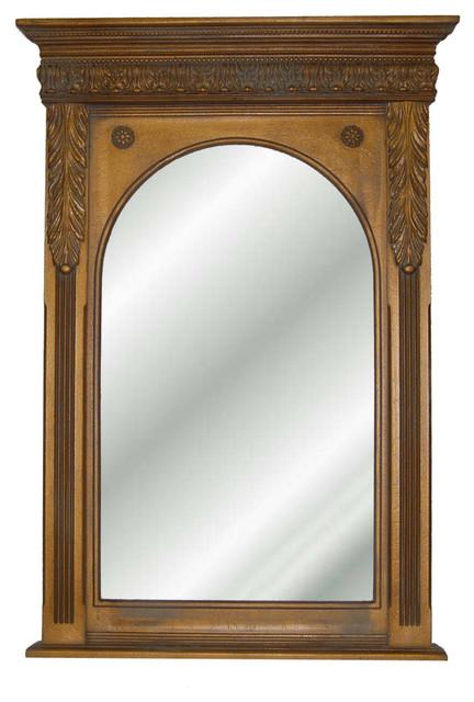 Elite Mirror, Bronze.