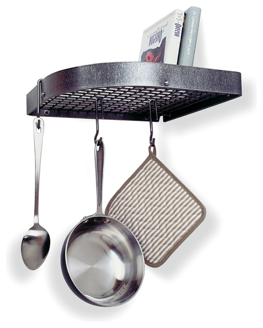 Premier Small Corner Pot Rack.