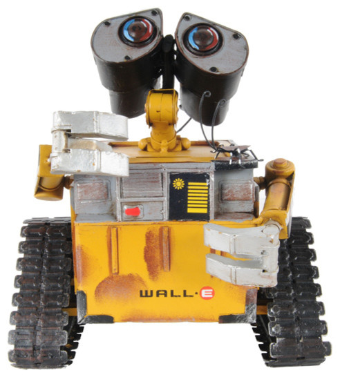 Wall-E Metal Robot Decor