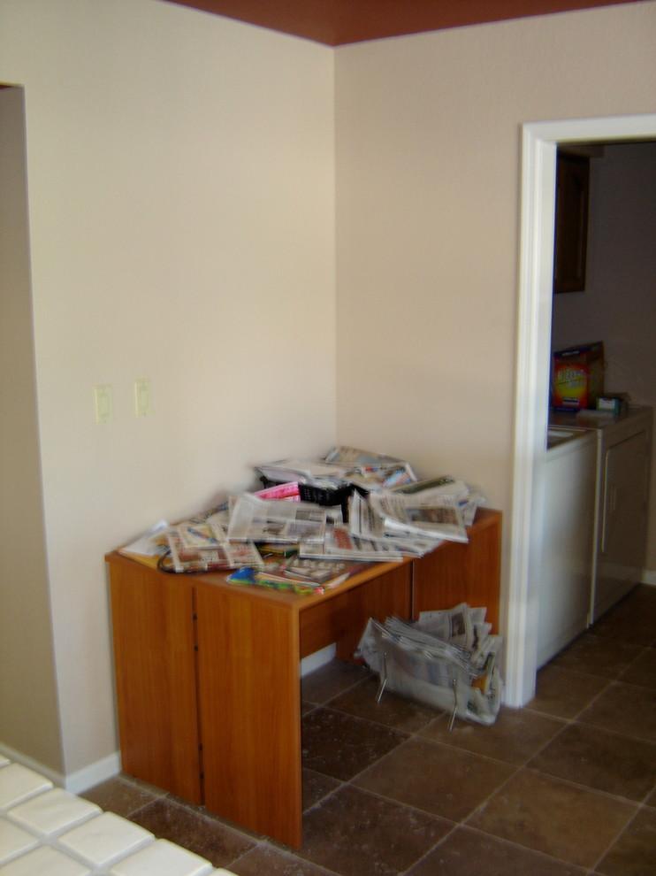 Kitchen Remodel  - Office & Breakfast Nook