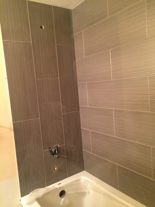 Drop In Tub Shower Combo Glass Or Shower Curtain