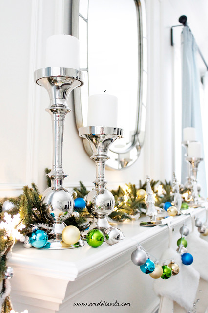 Holiday Decor transitional