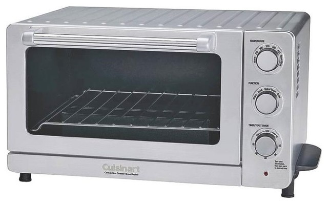 Cuisinart Convection Toaster Oven Broiler 1500 Watts