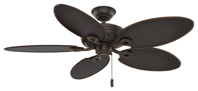 Charthouse Outdoor Fans, Onyx Bengal.