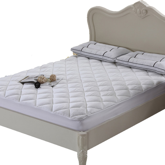 Cool & Plush 100% Bamboo Mattress Pad Topper by Royal