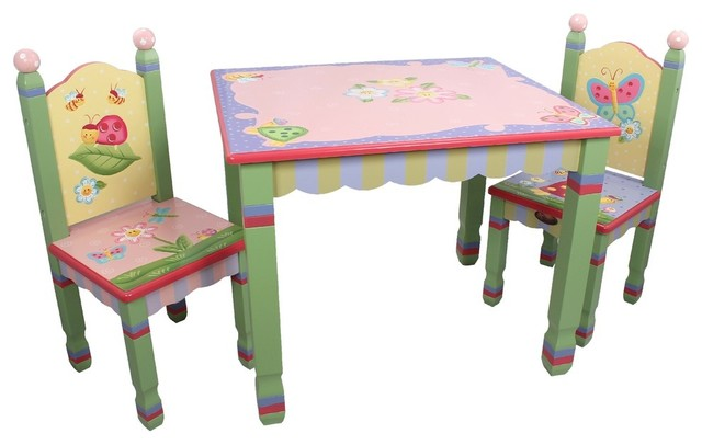 Teamson Design Corp Magic Garden Handcrafted Kids 3