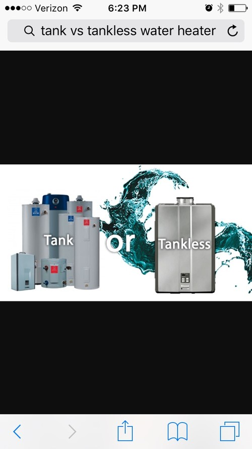 tank vs tankless for whole house water system. Black Bedroom Furniture Sets. Home Design Ideas