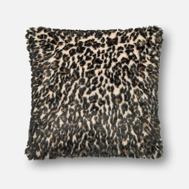 Loloi Inc Pillow Black And Tan 40x40 Contemporary Delectable Black And Tan Decorative Pillows