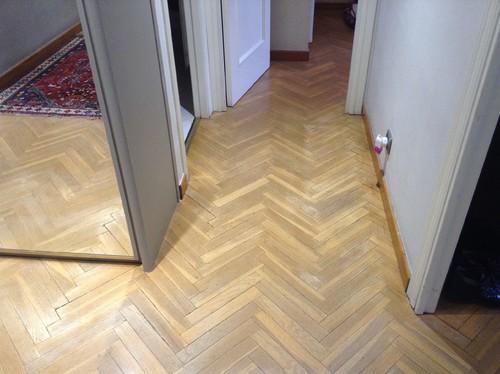 Cambiar suelo parquet - Colocar parquet laminado ...