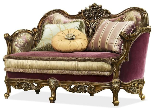 Excellent Victoria Loveseat Parisian Bronze Alphanode Cool Chair Designs And Ideas Alphanodeonline