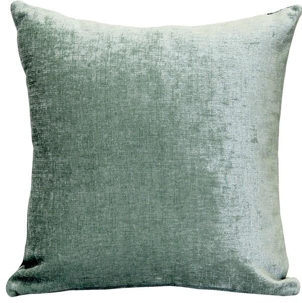 Pillow Decor Venetian Velvet Ice Blue Throw Pillow 40x40 Magnificent Ice Blue Decorative Pillows