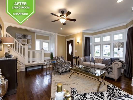 Cranford After Living Room