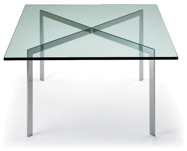 ludwig mies van der rohe coffee table - coffee tables -malik