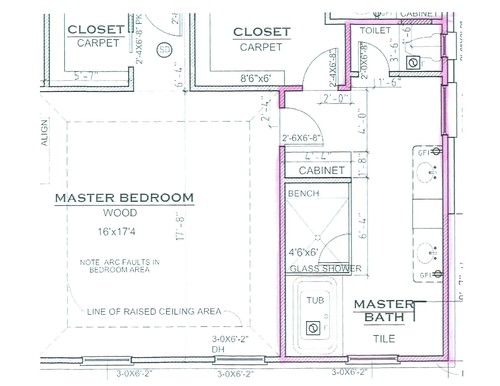 Charmant Help Needed ASAP: Master Bath Layout