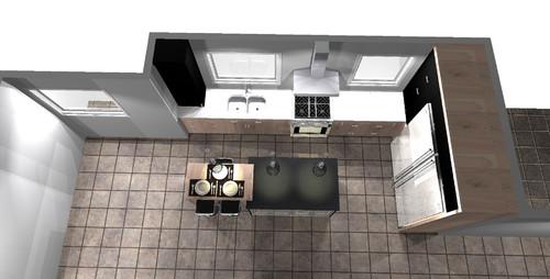Besoin d 39 id e pour ma r no de cuisine - Aidez moi j ai accidentellement construit une armoire ...
