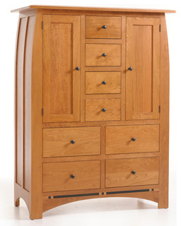 Vineyard Door Chest