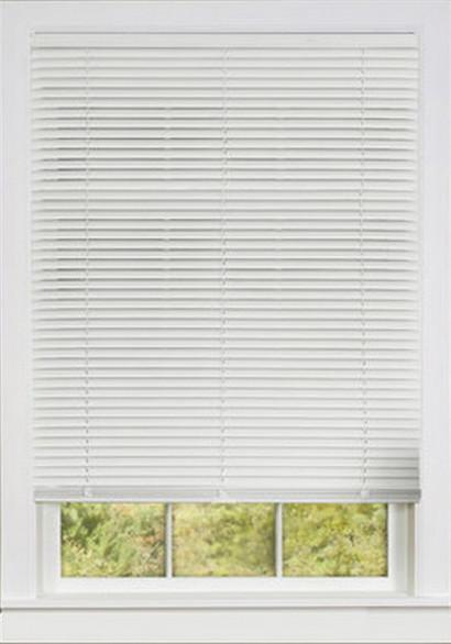 Cordless Deluxe Sundown 1 Room Darkening Mini Blind Contemporary Window Blinds By Achim