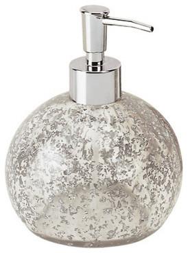 Round Modern Soap Dispenser Contemporary Soap Amp Lotion
