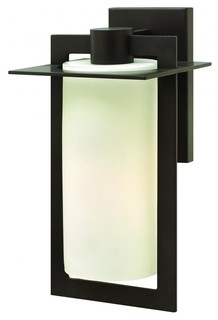 Hinkley Outdoor Colfax Medium Wall Mount - Contemporary - Outdoor Wall Lights And Sconces - by ...