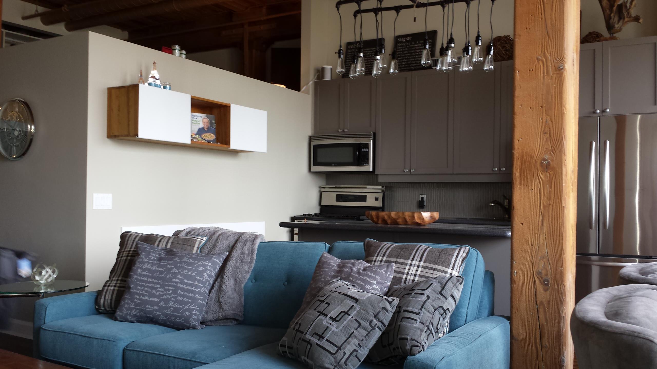 ADM Design - Candy Factory Lofts - E. Residence
