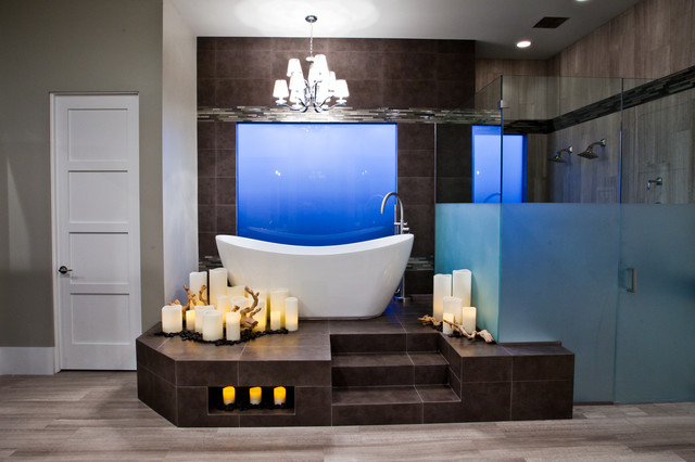 Bathroom Las Vegas By Blue Heron Design Build