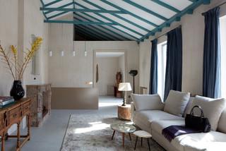Ático centro Madrid, proyecto de Melian Randolph