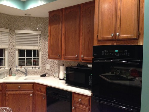 Want to reface kitchen cabinets need color suggestions for Suggested colors for kitchens